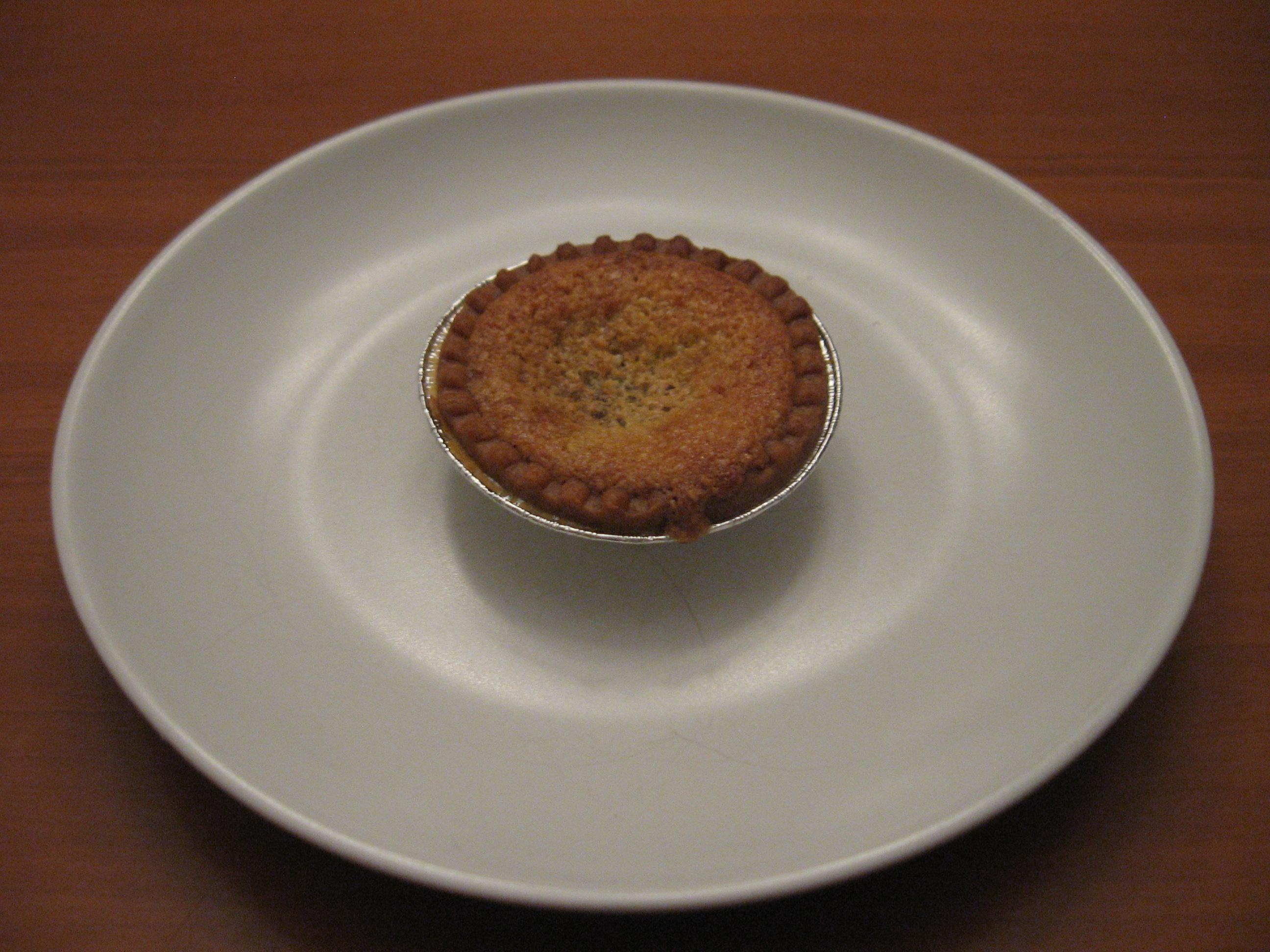 Jamie Oliver's Rasberry Frangipane Tarts