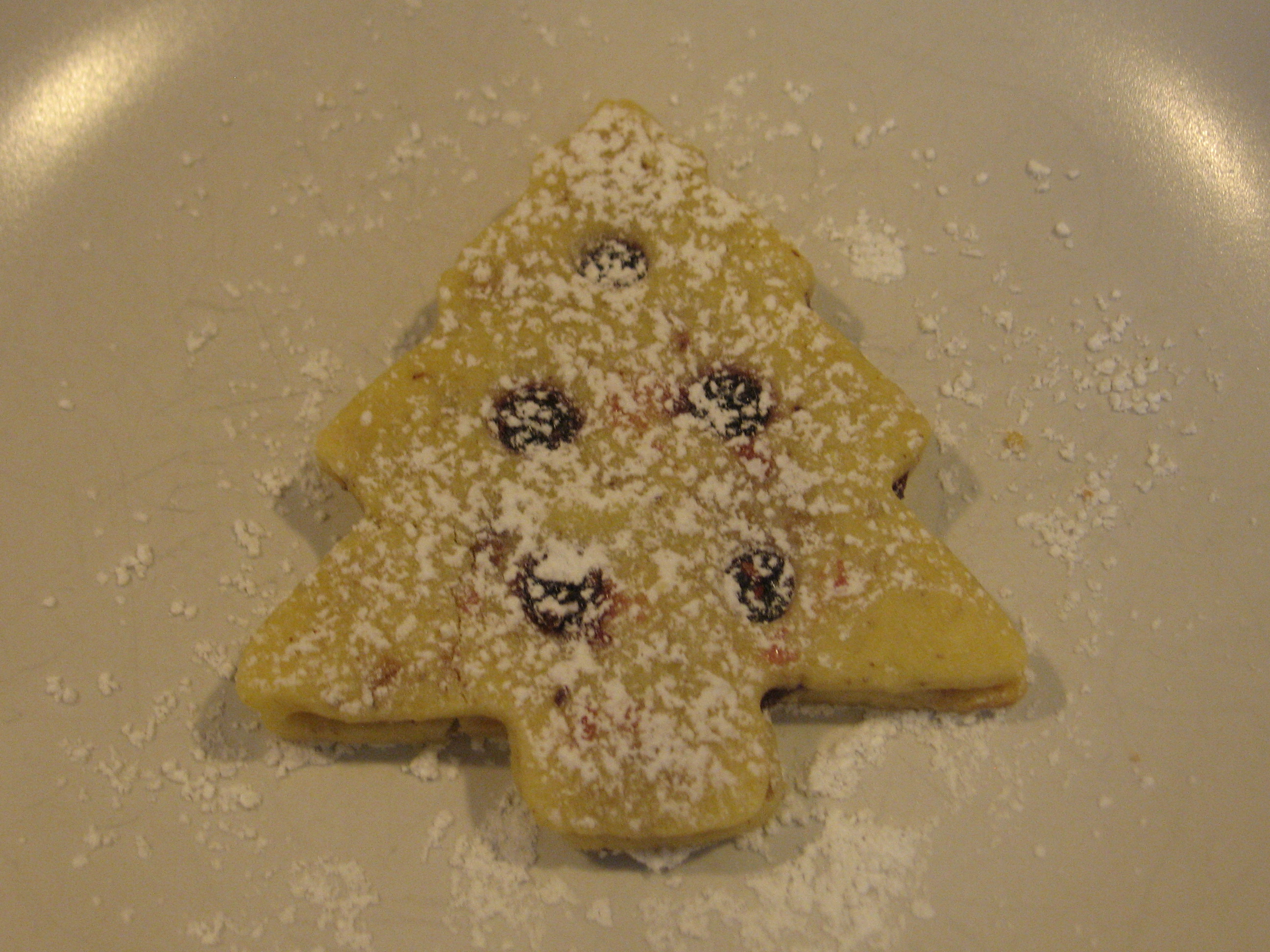 Holiday Cookie 4 (Christmas Tree Cookies)