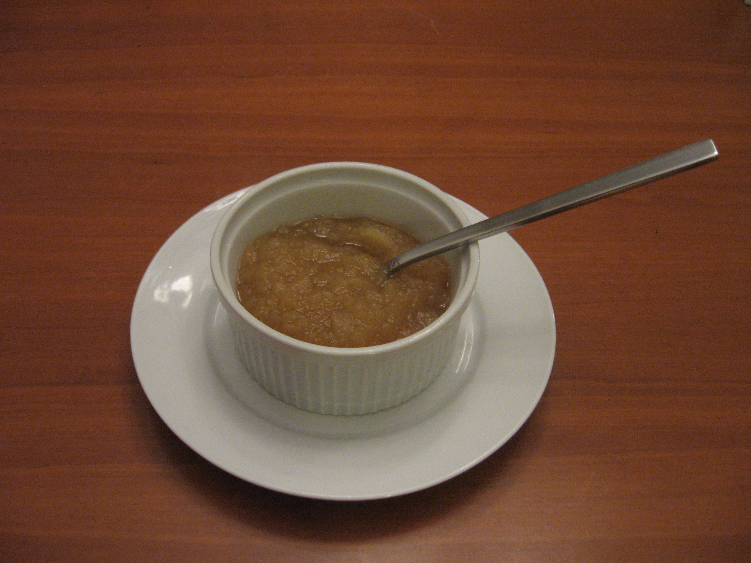 Linda's Famous Granny Smith Apple Sauce