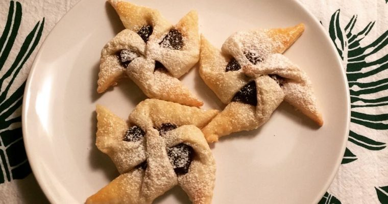Joulutorttu – Finnish Prune Cookies