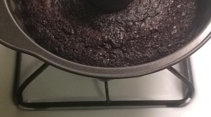 Chocolate Quinoa Cake – Gluten Free