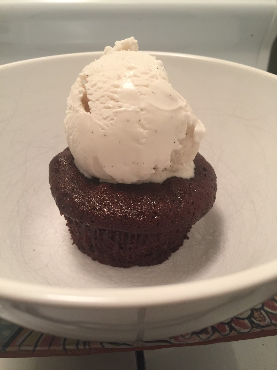 Gluten-free, Vegan Chocolate Brownie Muffins