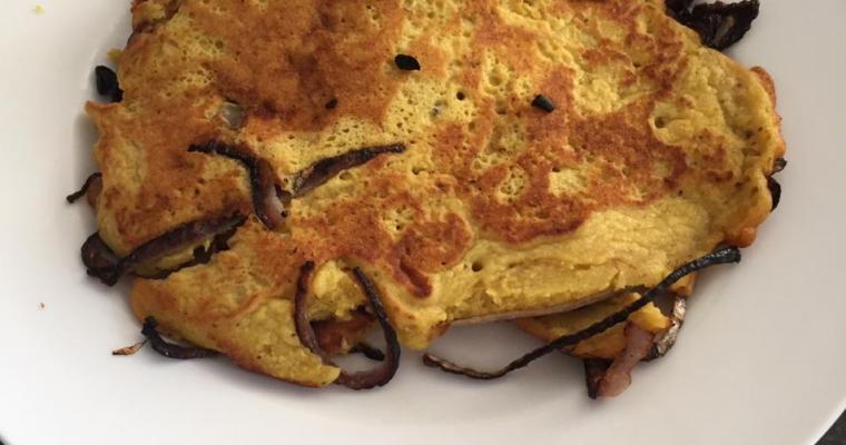 Socca aka Chickpea Pancakes