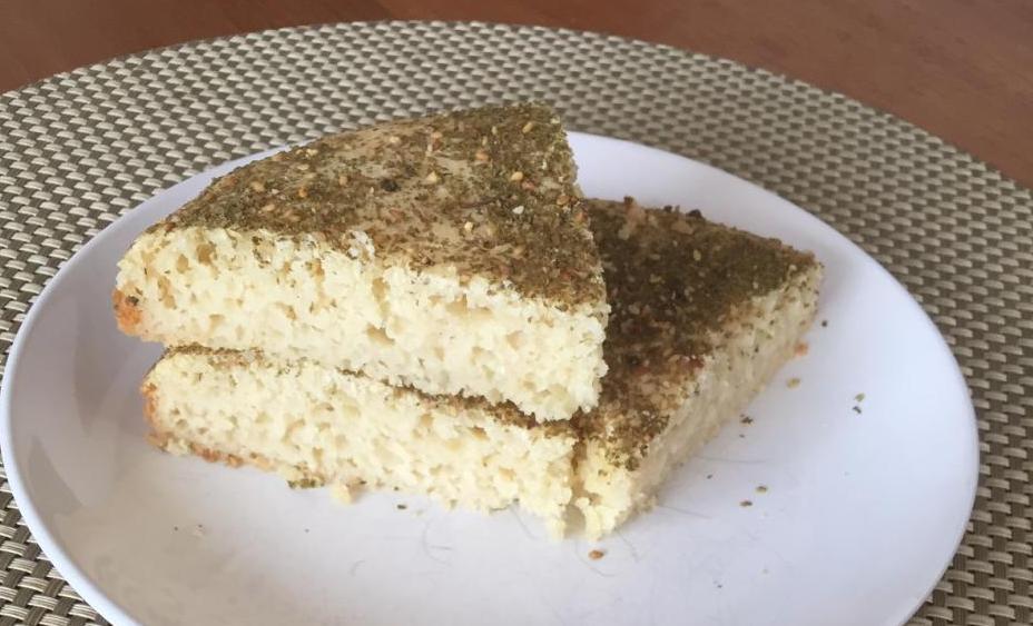 Gluten-free Focaccia (of sorts)