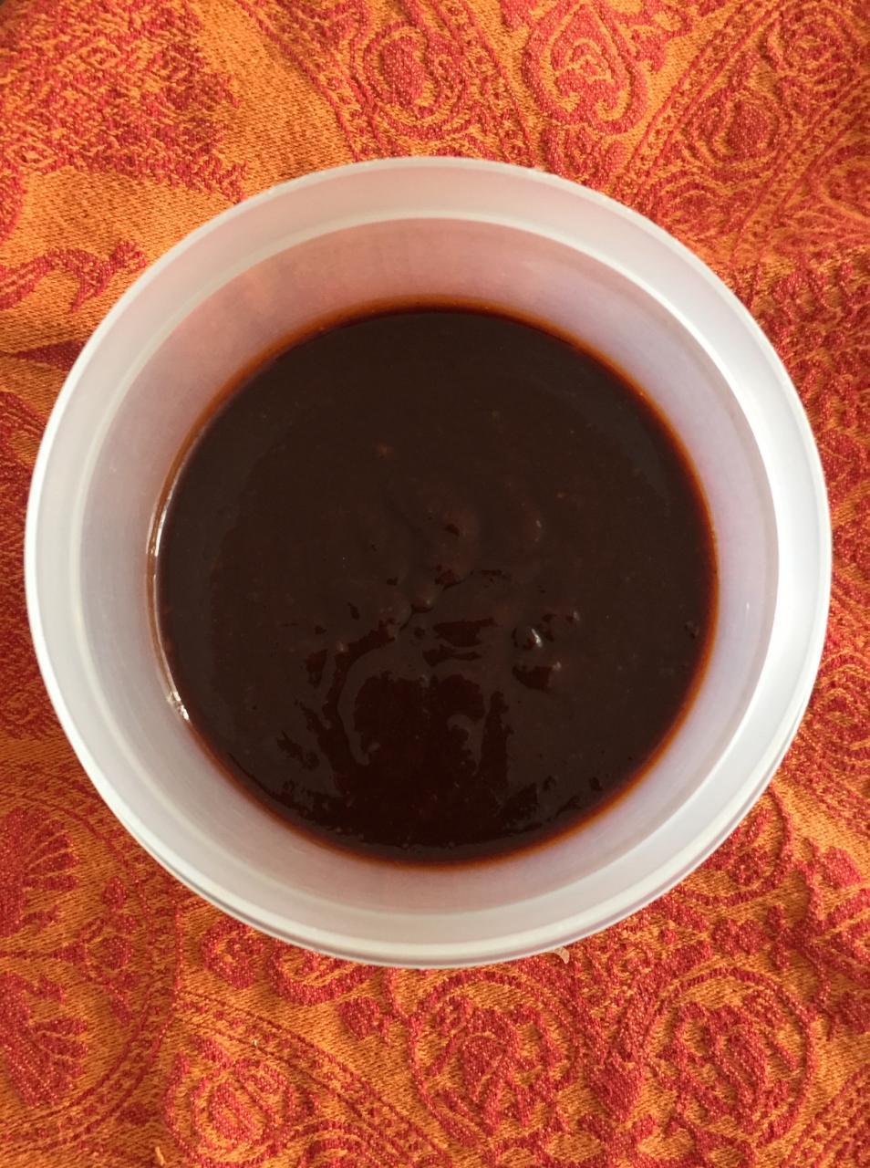 Gochujang-ish Sauce for Tofu